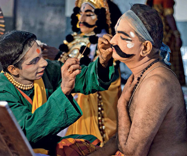 FOLK THEATER OF INDIA : A VIBRANT AND VITAL ASPECT OF INDIA'S CULTURAL HERITAGE