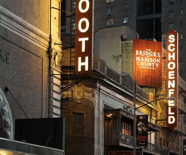 BROADWAY THEATER : ONE OF THE ICONIC NAMES OF THE COMMERCIAL THEATER INDUSTRY